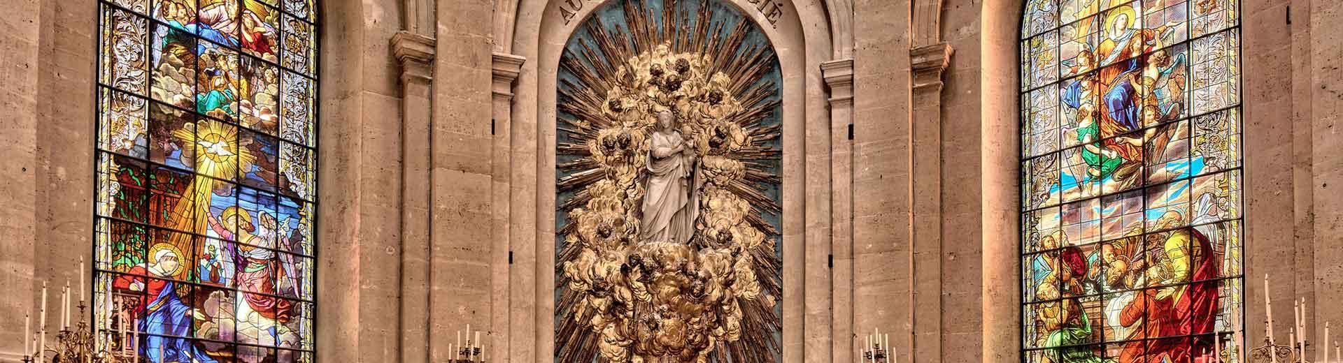 Chapelle Vierge Marie