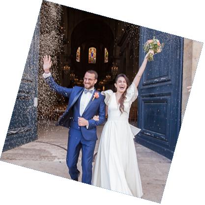 Se marier à la cathédrale
