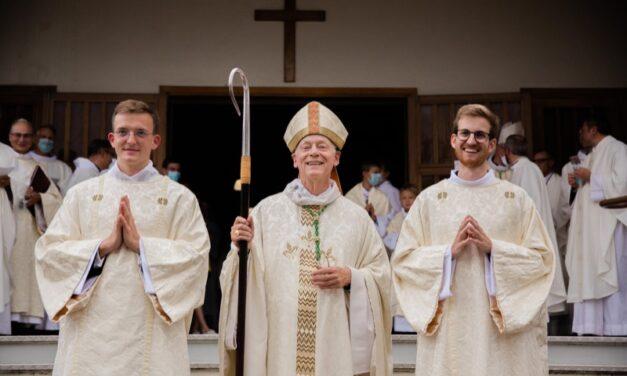 Deux nouveaux prêtres pour notre diocèse le 27 juin !