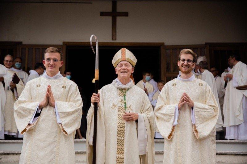 ordinations diaconales sept. 2020