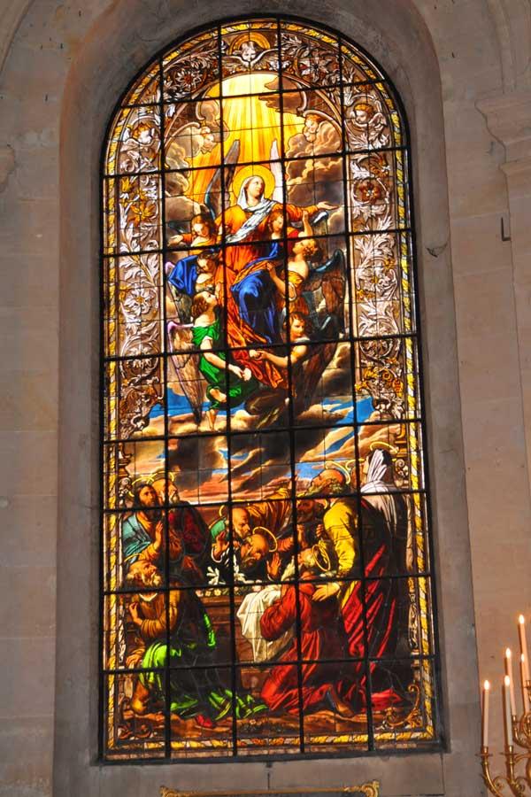 Tableau saint Louis