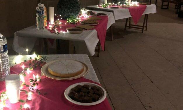 Samedi 16 octobre : dîner de rentrée, accueil des nouveaux paroissiens