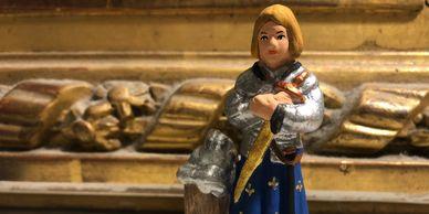santon-Jeanne-d-Arc